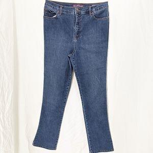 Gloria Vanderbilt Amanda hight waist mom jeans